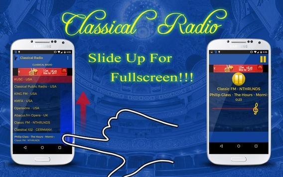 Classical Music Radio screenshot 2