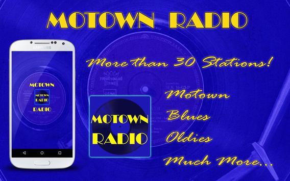 Motown Radio poster