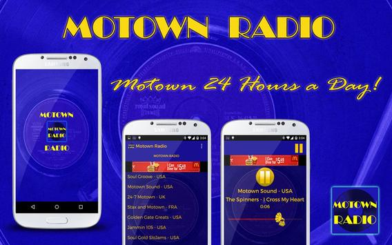 Motown Radio screenshot 1
