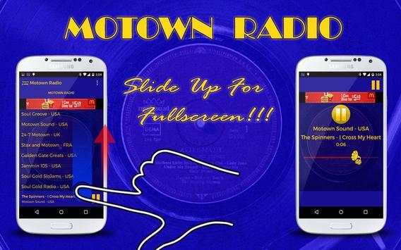 Motown Radio screenshot 2