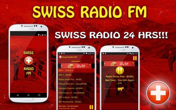 Suisse Radio FM screenshot 1