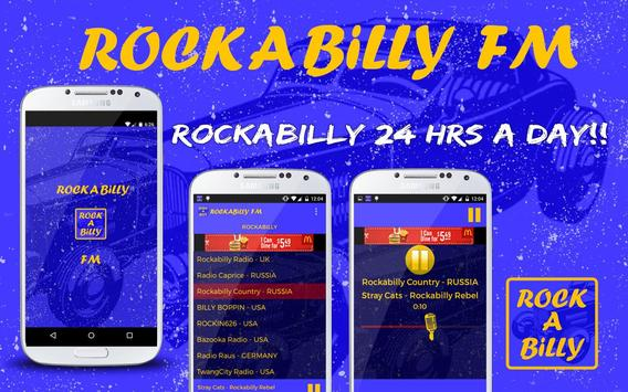Rockabilly FM screenshot 1