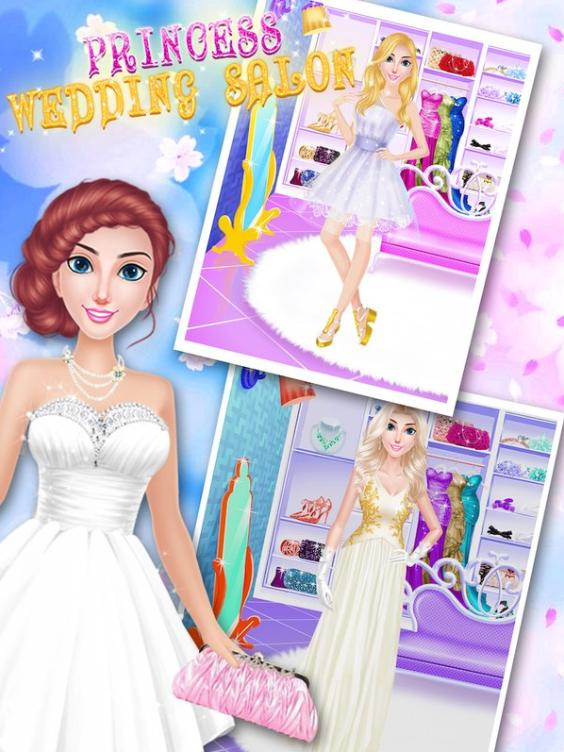 Wedding Makeup Games Salon Dress Up Spa Girl Games For Android Apk Download