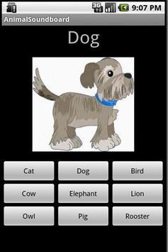 Animal Soundboard CW apk screenshot