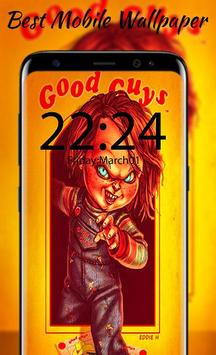 Chucky Wallpaper poster