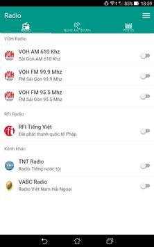 VOH Radio Material screenshot 8