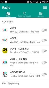 VOH Radio Material screenshot 1