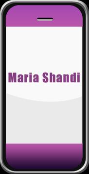 Lagu Maria Shandi Rohani Kristen poster