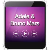 Lagu Adele dan Bruno Mars icon