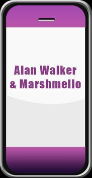 Lagu Alan Walker dan Marshmello poster