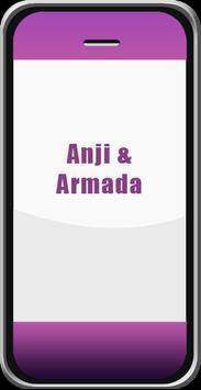 Lagu Anji dan Armada poster