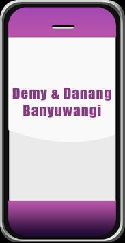 Lagu Demy dan Danang Dangdut Banyuwangi poster