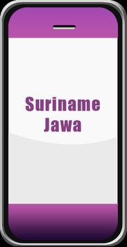 Lagu Suriname Jawa poster