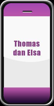 Lagu Thomas dan Elsa poster