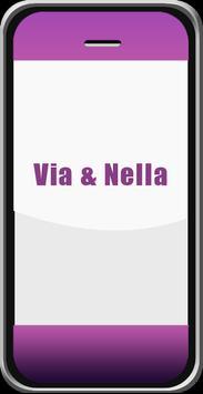 Lagu Via dan Nella poster