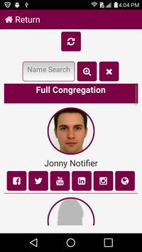 Church Notifier screenshot 2