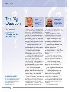 Life and Work Magazine apk screenshot
