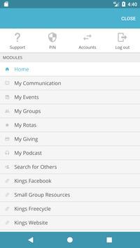 ChurchSuite apk screenshot