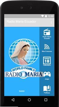 Radio Maria Ecuador screenshot 3