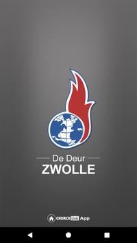 De Deur Zwolle poster