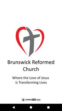 Brunswick Reformed Church poster