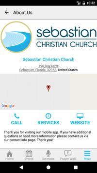Sebastian Christian Church screenshot 4