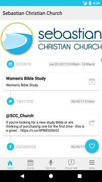 Sebastian Christian Church screenshot 1