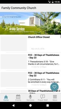 Family Community Church apk screenshot