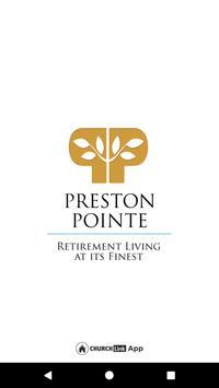 Preston Pointe poster