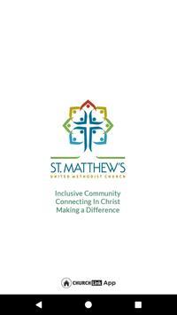 St. Matthew's UMC poster