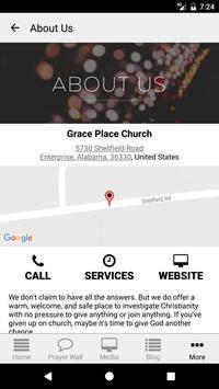 The Grace Place Church apk screenshot