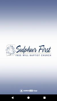First Free Will Baptist Church poster