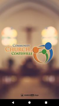 Church of Coatesville poster