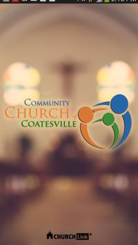 Church of Coatesville poster