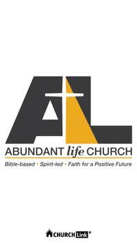Abundant Life Ministries poster