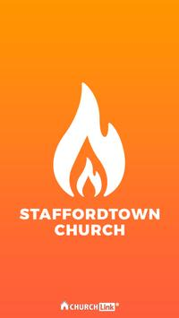 Staffordtown Church poster