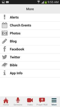 Staffordtown Church apk screenshot