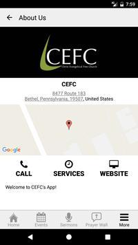 CEFC apk screenshot
