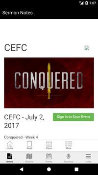 CEFC screenshot 1