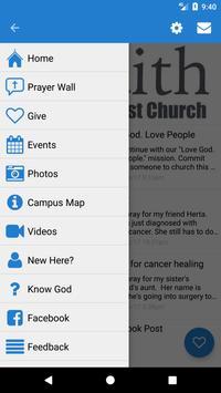 Faith Baptist Spring Hill apk screenshot