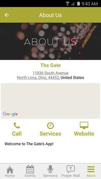 The Gate Church apk screenshot
