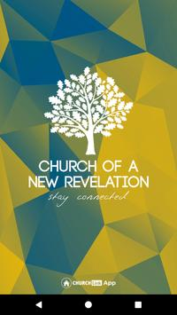 Church of A New Revelation poster