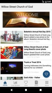 Willow Street Church of God apk screenshot