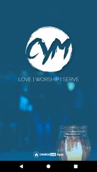 CYM | Cook's Youth Ministry poster