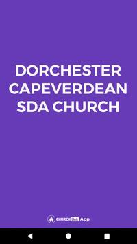 Boston Cape Verdean SDA Church poster