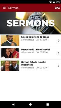 Boston Cape Verdean SDA Church screenshot 3