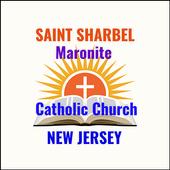 Saint Sharbel icon