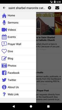 Saint Sharbel apk screenshot