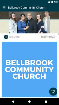 Bellbrook Community Church screenshot 1