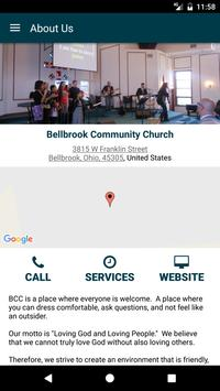 Bellbrook Community Church screenshot 4
